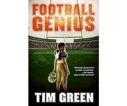 Football Genius (Hardcover) (Tim Green) - image 1 of 1