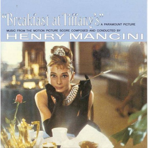 Henry Mancini - Breakfast at Tiffany's (OST) (CD) - image 1 of 2
