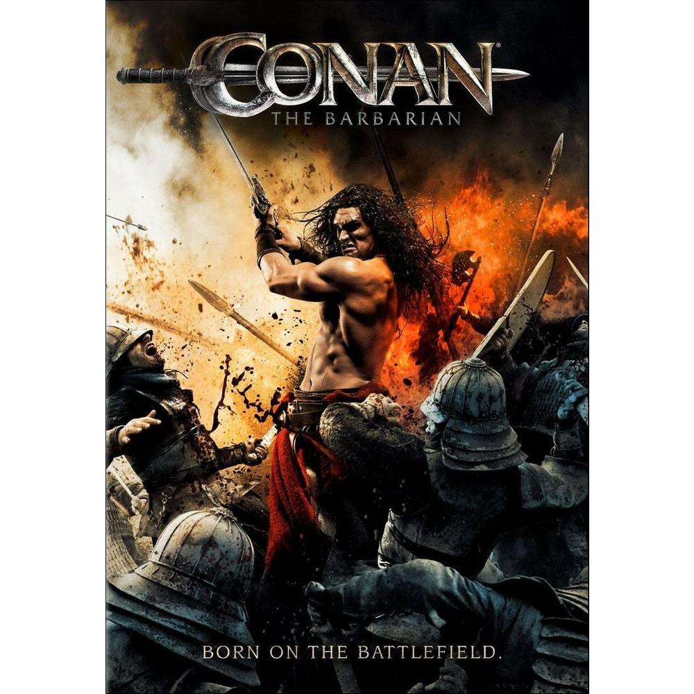 Conan The Barbarian Dvd