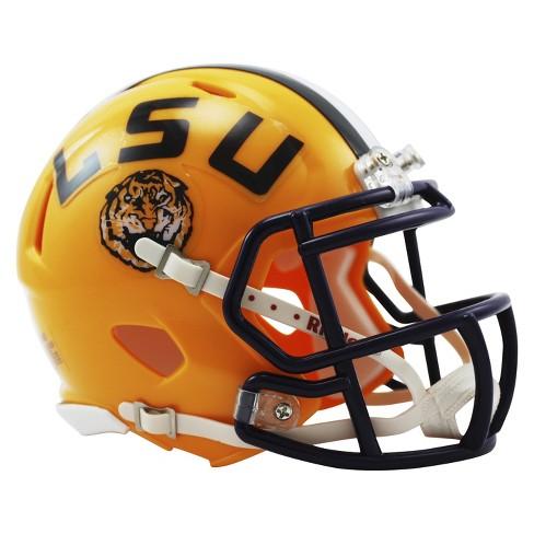 e600558bd LSU Tigers Riddell Speed Mini Helmet - Gold   Target