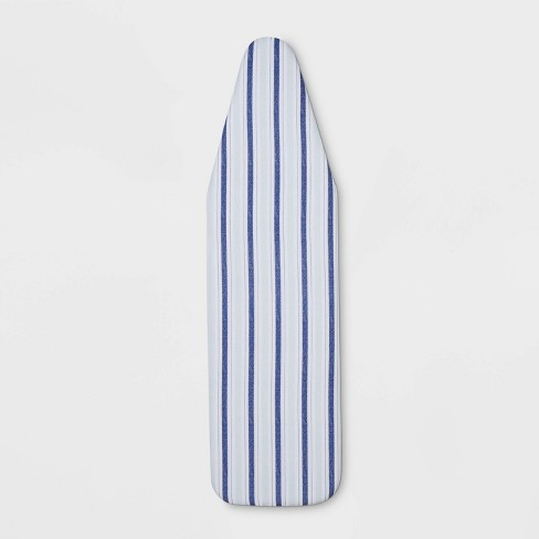 Standard Ironing Board Striped Cover Blue - Threshold™ - image 1 of 2