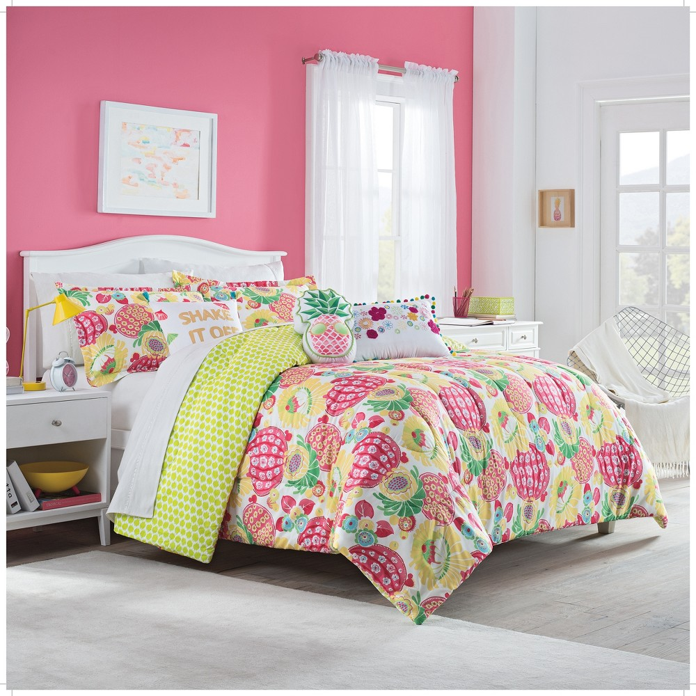 Image of 2pc Twin Copacabana Reversible Comforter Sets - Spree By Waverly