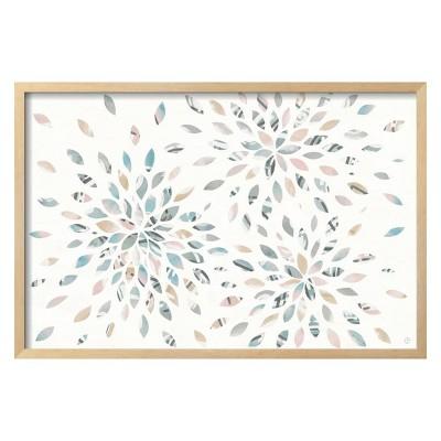 Fireworks I By Elyse DeNeige Framed Wall Art Poster Print 31 x21  - Art.com