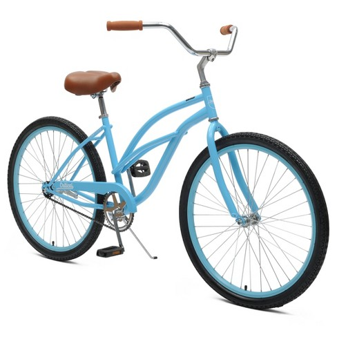 "Critical Cycles Ladies Chatham 1-speed Cruiser Bike- 26"" - Sky Blue - image 1 of 2"
