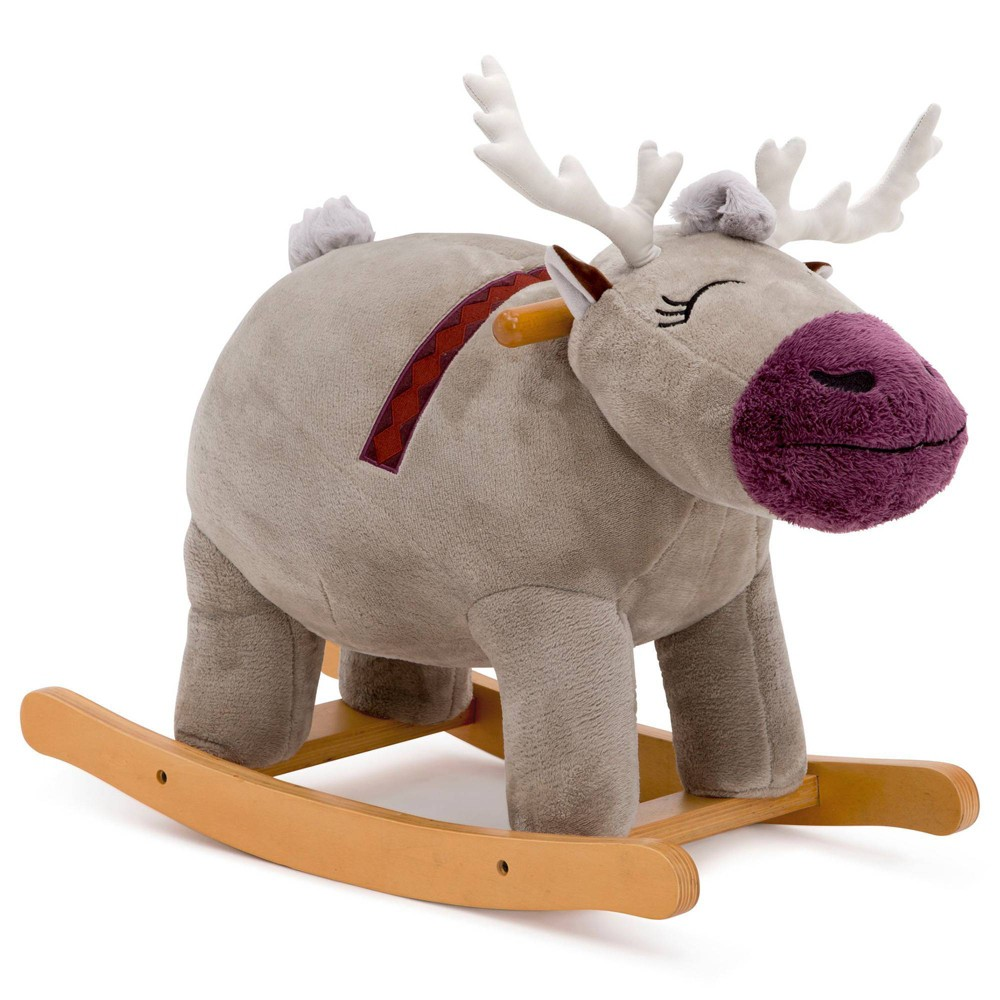 Image of Disney Frozen 2 Plush Sven Rocking Horse