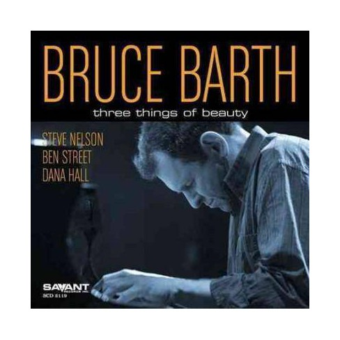 Bruce Barth - Three Things of Beauty (CD) - image 1 of 1