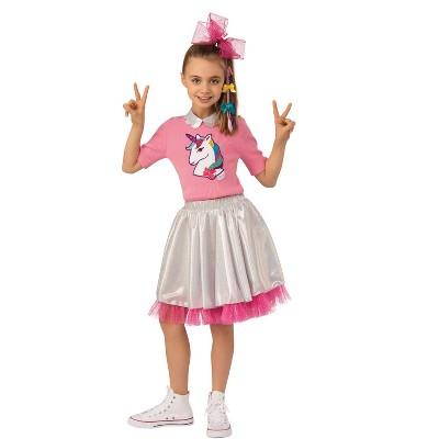 "Rubies Jojo Siwa ""Kid In Candy Store"" Costume (Size L)"
