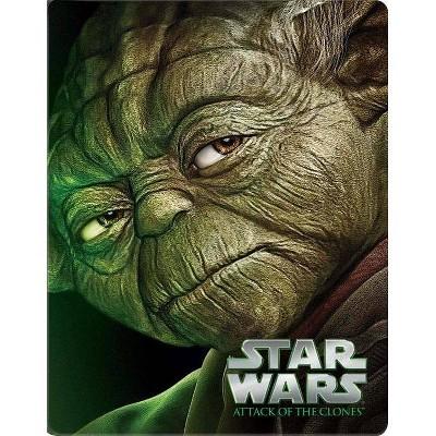 Star Wars Episode II: Attack Of The Clones (Steelbook) (Blu-ray)