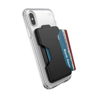 Speck Universal LootLock Cell Phone Wallet Pocket - Black