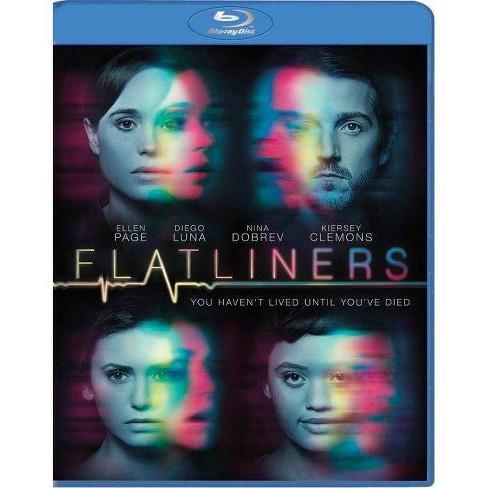 Flatliners (Blu-ray + Digital) - image 1 of 1