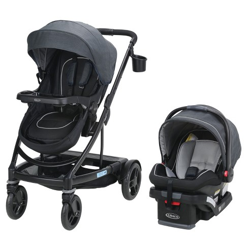Graco Uno2Duo Travel System - image 1 of 2