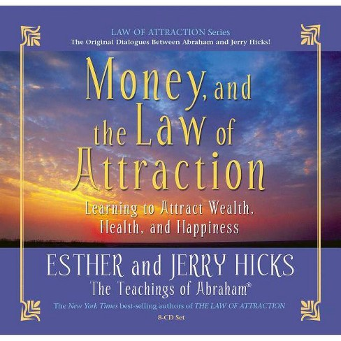Money, and the Law of Attraction - by  Esther Hicks & Jerry Hicks (Mixed media product) - image 1 of 1