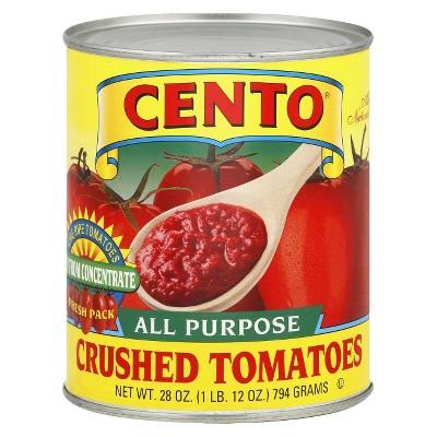 Cento Crushed Tomatoes 28oz