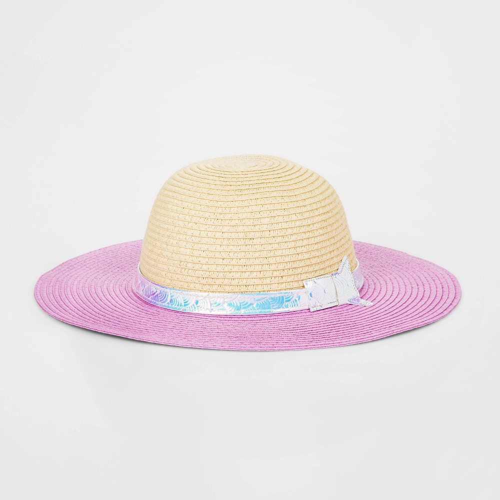 Image of Baby Girls' Floppy Hat - Cat & Jack 12-24M, Toddler Girl's, MultiColored