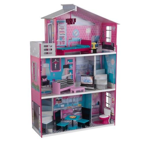 "KidKraft® 18"" Breanna Dollhouse - image 1 of 5"