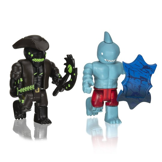 Roblox A Pirate's Tale: Shark People Game Pack image number null