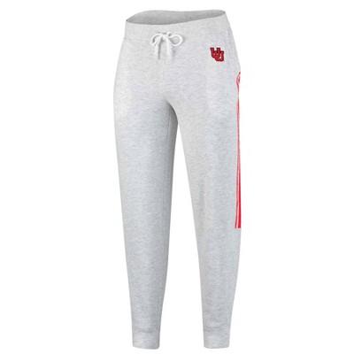 NCAA Utah Utes Women's Gray Jogger Pants