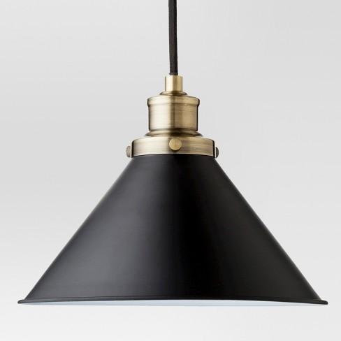 Crosby Small Pendant Ceiling Light Threshold