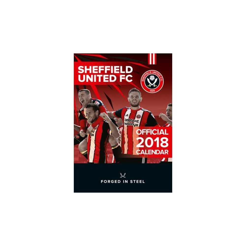 Official Sheffield United F.c. 2019 Calendar - (Paperback)