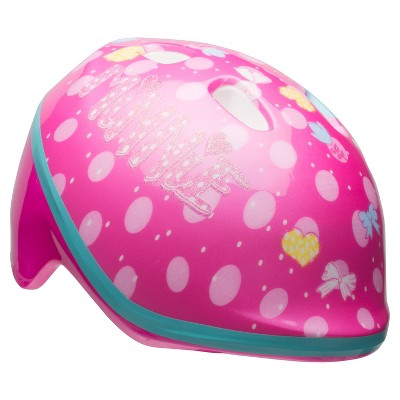 Minnie Mouse Toddler Bike Helmet - Pink