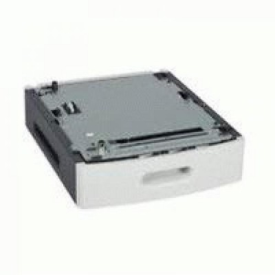 Lexmark 250-Sheet Tray - 1 x 250 Sheet - Plain Paper, Transparency, Card Stock, Label, Envelope