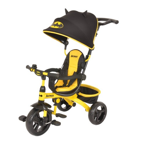 KidsEmbrace Batman Stroller Tricycle - image 1 of 4