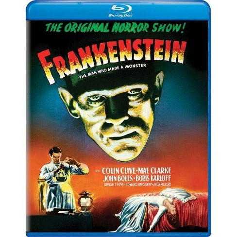 Frankenstein (Blu-ray) - image 1 of 1