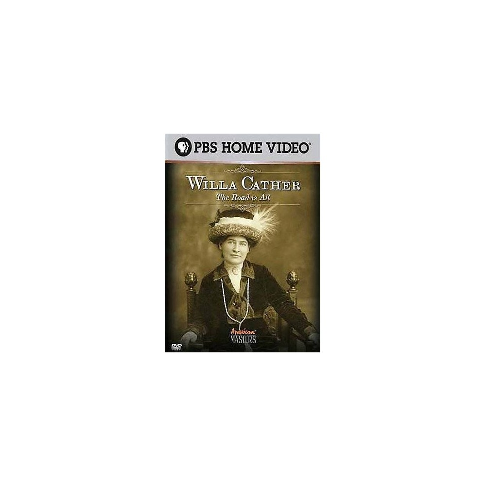 American Masters:Willa Cather The Roa (Dvd)
