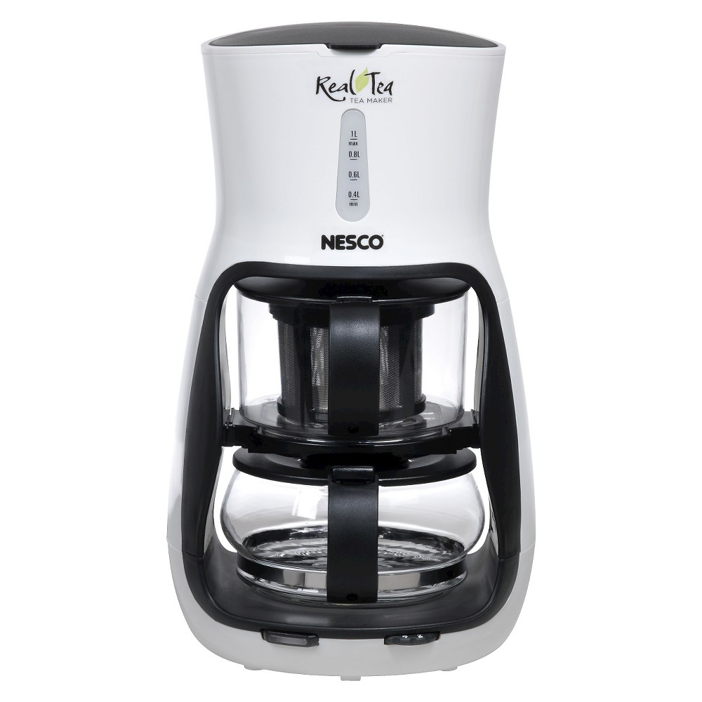 Nesco Real-Tea Tea Maker, White 17063163