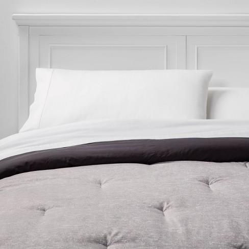 Microfiber Printed Comforter - Room Essentials™ - image 1 of 3