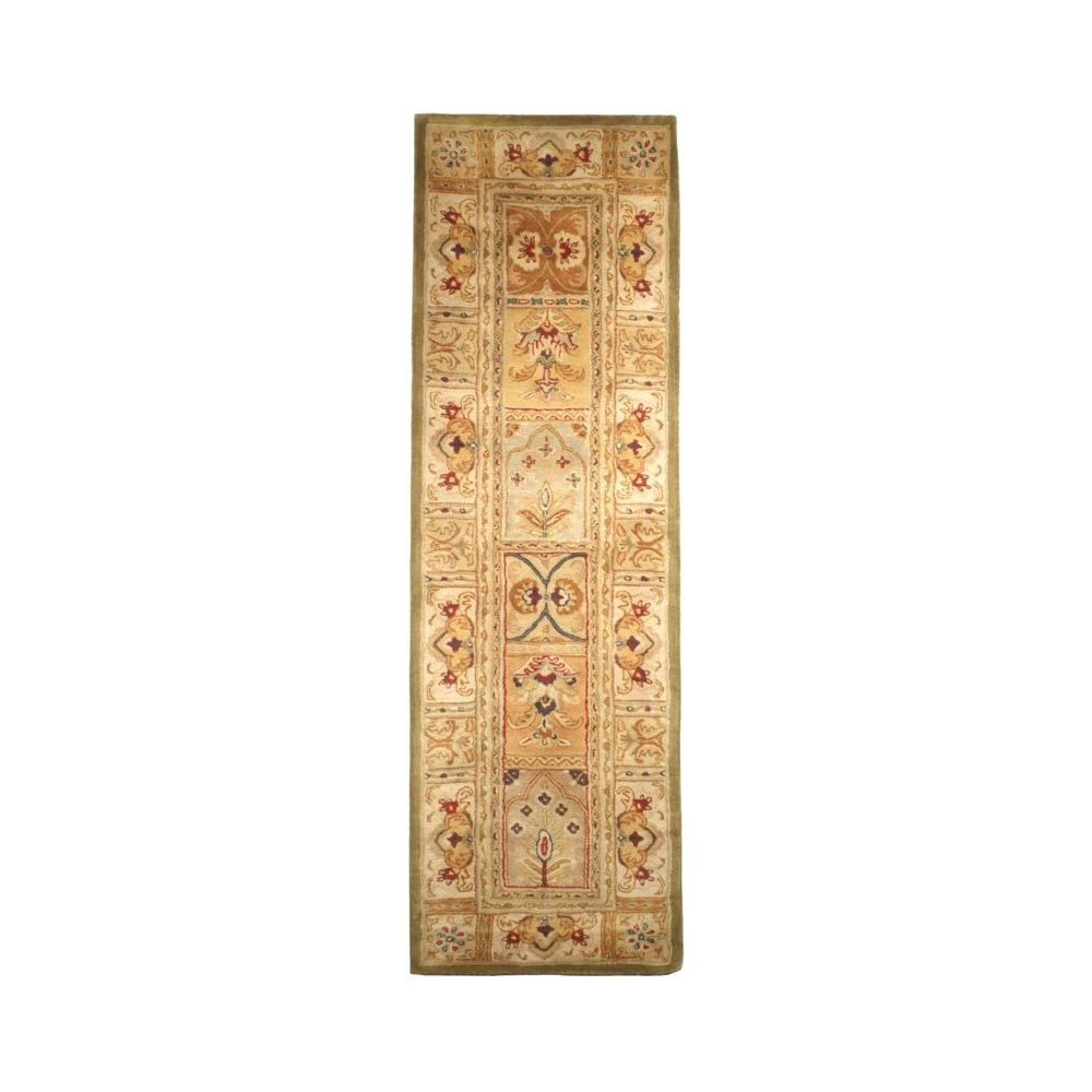 Floral Tufted Runner 2'3X20' - Safavieh, Multicolored