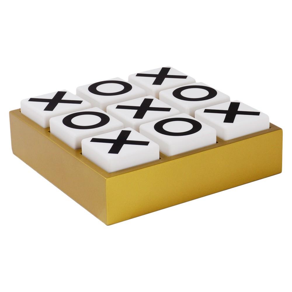 Image of Desktop Tic Tac Toe Game - Project 62