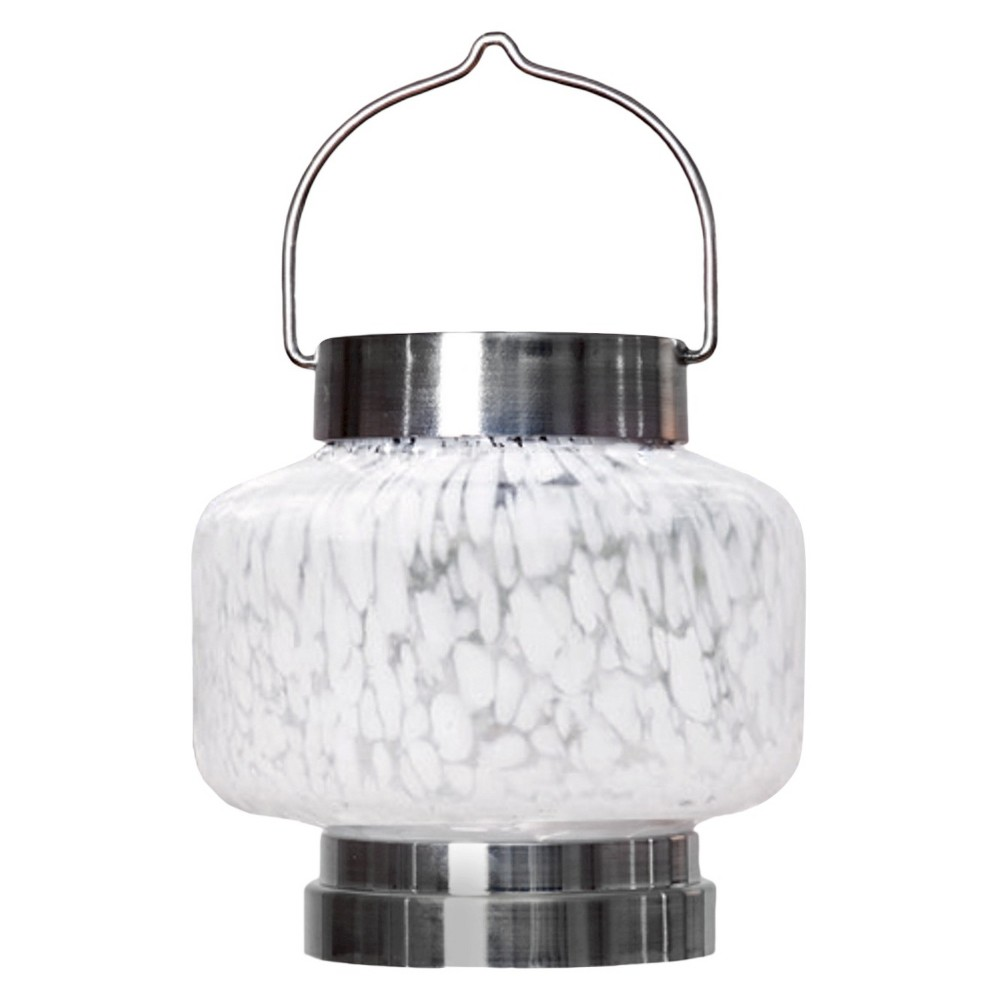 "Image of ""6"""" Allsop Home & Garden Boaters LED Outdoor Lantern Square"""