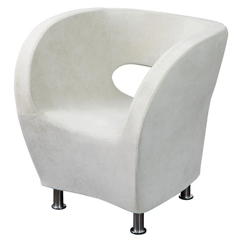 Modern Microfiber Accent Chair - Christopher Knight Home - image 1 of 4