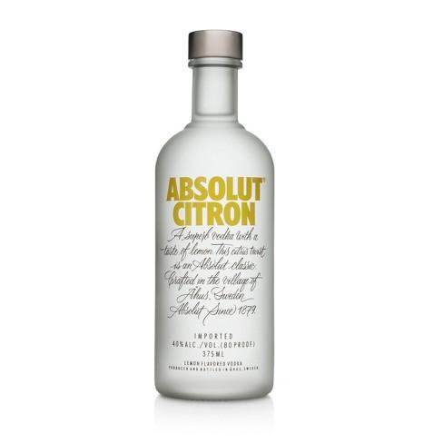 absolut vodka target market