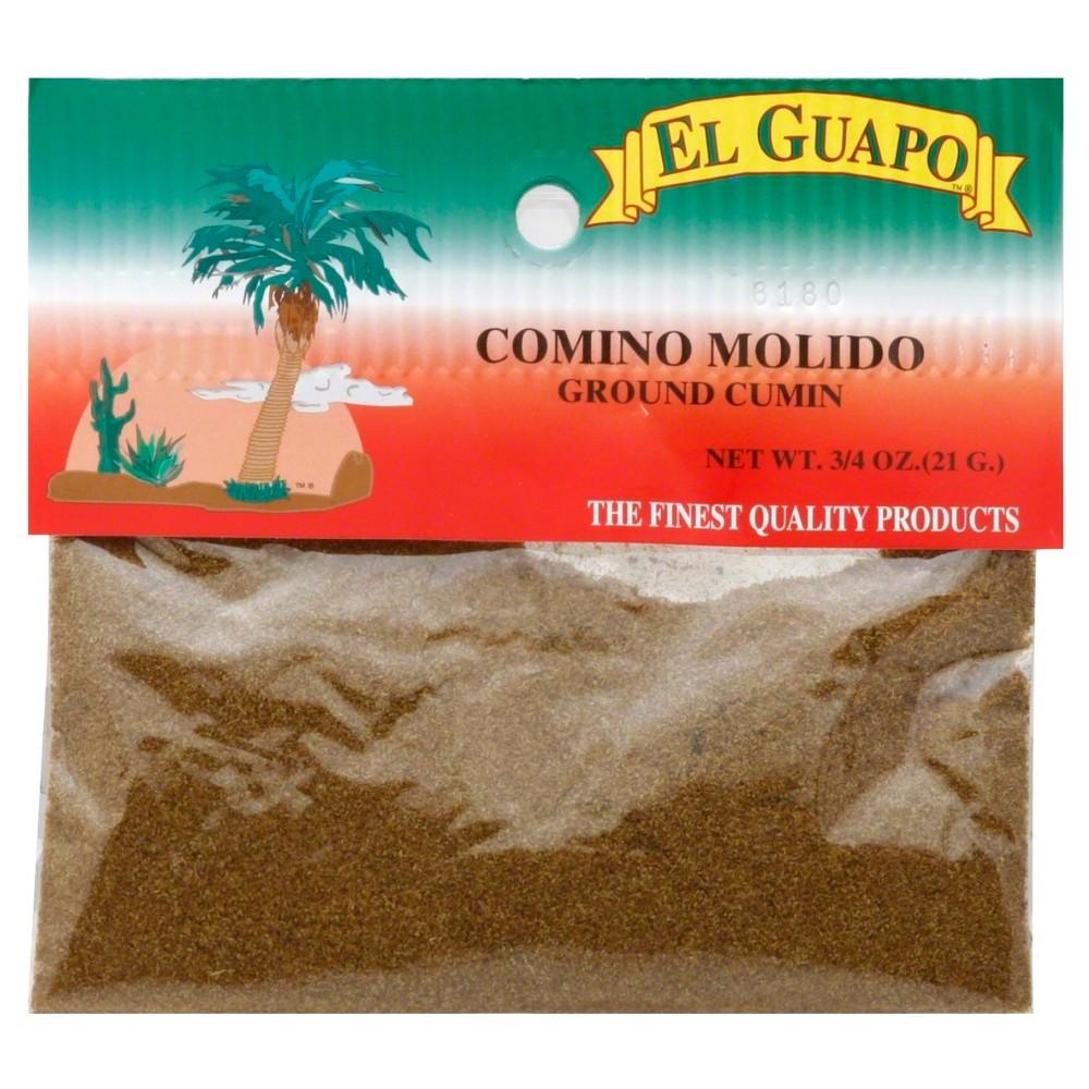 El Guapo Ground Cumin 0.75 oz