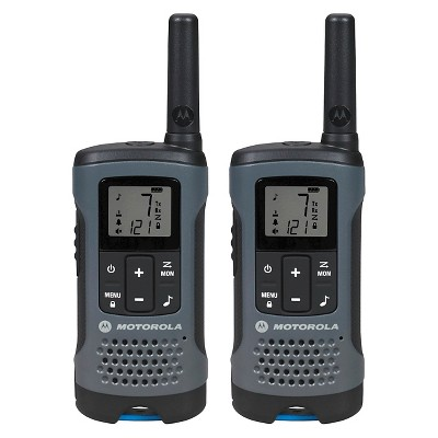 Motorola Talkabout T200 Radio 2 Pack - Gray (T200)