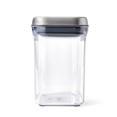 OXO 1.5qt SteeL POP Container Rectangle