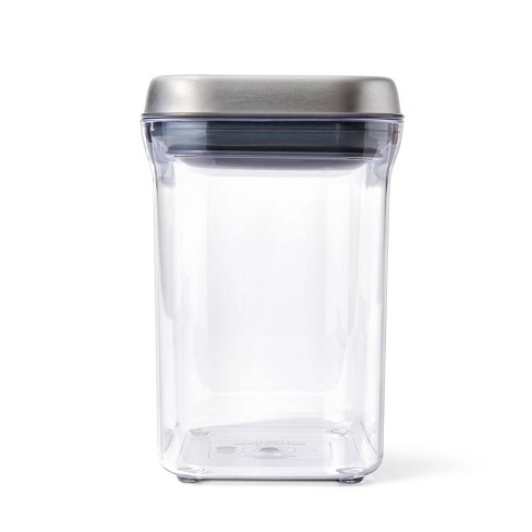OXO 1.5qt SteeL POP Container Rectangle - image 1 of 2