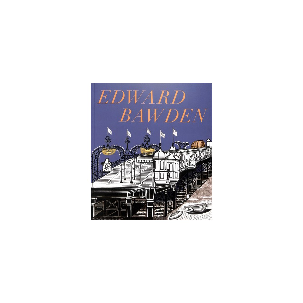 Edward Bawden - by James Russell (Paperback)