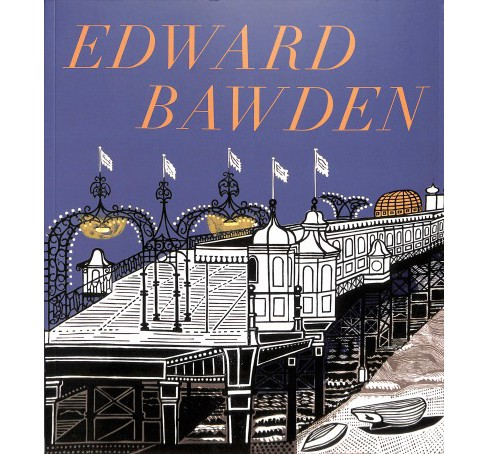 Edward Bawden -  by James Russell (Paperback) - image 1 of 1
