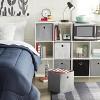 "Fabric Cube Storage Bin 11"" - Room Essentials™ - image 2 of 4"