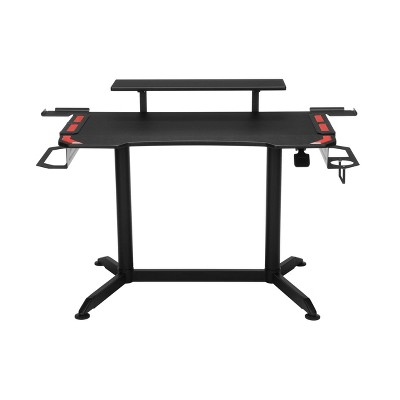 3010 Ergonomic Height Adjustable Gaming Computer Desk - RESPAWN