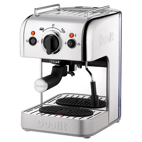Dualit 3-in-1 Espresso Maker - Polished Chrome - image 1 of 4