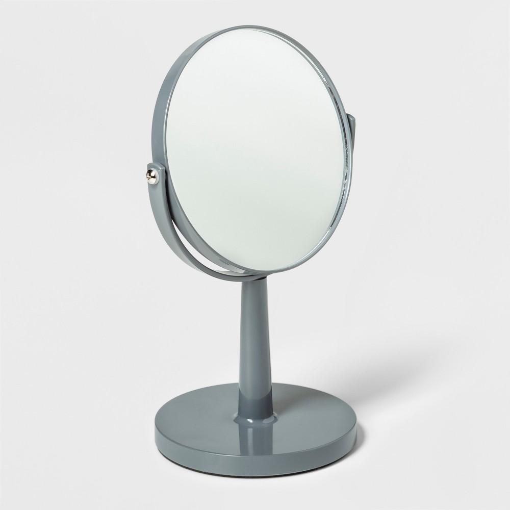 Bath Coordinate Vanity Mirror Gray - 88 Main