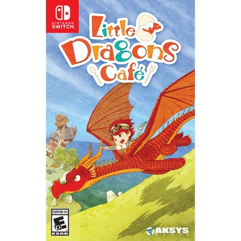 Little Dragons Cafe - Nintendo Switch - image 1 of 10