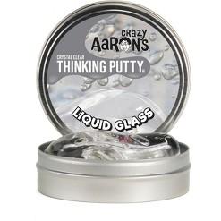 """Crazy Aaron's Thinking Putty - 4"""" Liquid Glass"""
