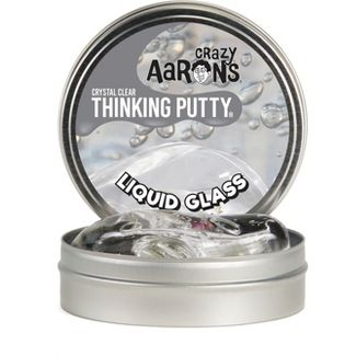 """Crazy Aarons Thinking Putty - 4"""" Liquid Glass"""
