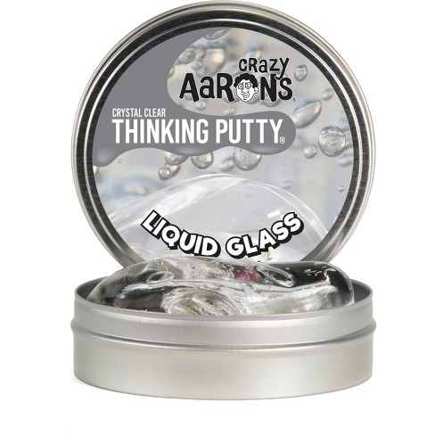 """Crazy Aaron's Thinking Putty - 4"""" Liquid Glass - image 1 of 4"""