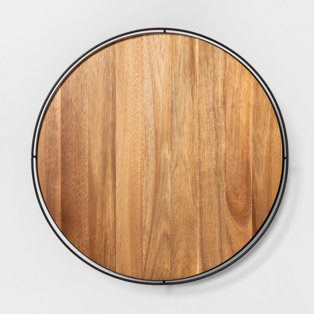 """Image of """"18"""""""" Lazy Susan - Hearth & Hand with Magnolia"""""""